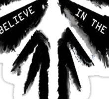 BELIEVE IN THE FIREFLIES Sticker