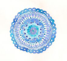 Blue Lace by KeLu