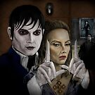BARNABAS &amp; ELIZABETH  by razar1