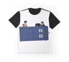 The Second Doctor and Jamie Graphic T-Shirt