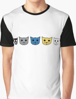 Meow Meow Beenz Community Graphic T-Shirt