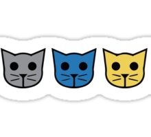 Meow Meow Beenz Community Sticker