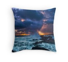 Just Passing By Throw Pillow