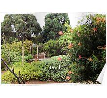 Our Garden Poster