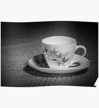 A Spot Of Tea Poster