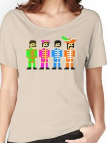 Sgt. Pixel's Lonely Hearts Club Band Women's Relaxed Fit T-Shirt