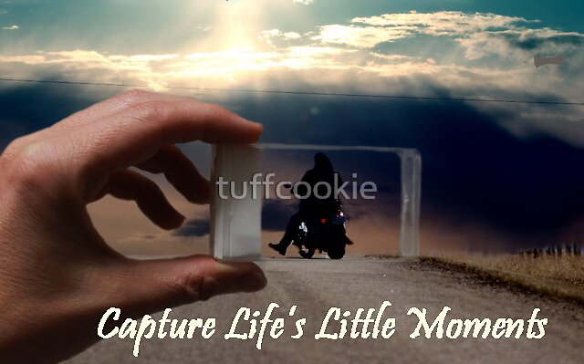 Capture Life's Little Moments by tuffcookie