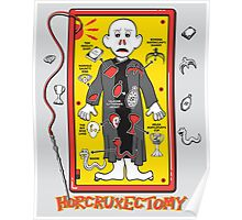 Horcruxectomy Poster