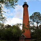 Currituck Lighthouse by Robin Lee