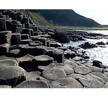 Giants Causeway Ireland Photographic Print