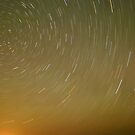 Star Trails by Robin Lee