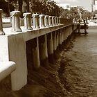 Port Melbourne Waterfront by John Papaioannou