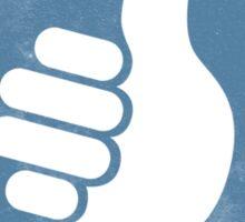 Official Perkler Champion - Blue Sticker