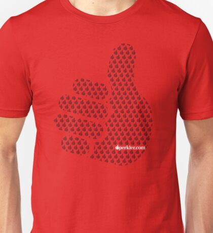 The Ultimate Thumbs Up - Red Unisex T-Shirt