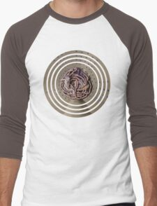 Water Woman, embroidered photo Men's Baseball ¾ T-Shirt
