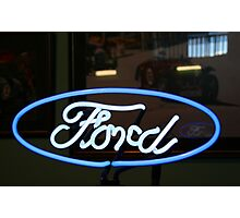 Ford mania Photographic Print