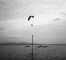 Paragliding in Thailand by Noah Snell