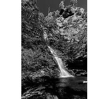 Minnehaha Falls - Katoomba NSW Photographic Print