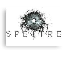 the 24th James Bond movie, SPECTRE, Canvas Print