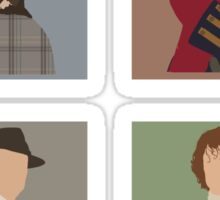 Outlander - Cast Sticker