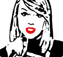 Starbucks Lovers - Taylor Swift Sticker