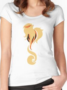 Legendary Flame - Arcanine (Graceful) Women's Fitted Scoop T-Shirt