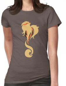Legendary Flame - Arcanine (Graceful) Womens Fitted T-Shirt
