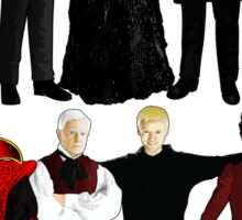 Doctor Who - The Seven Masters Sticker