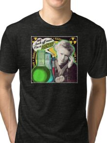 Popular Science: M. Curie (English) Tri-blend T-Shirt