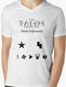 The Talos Principle  Mens V-Neck T-Shirt