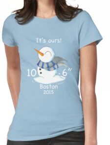 It's Ours! Womens Fitted T-Shirt