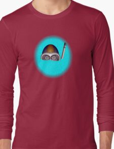 Diver by rafi talby Long Sleeve T-Shirt