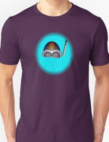 Diver by rafi talby Unisex T-Shirt