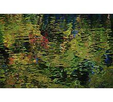 Autumn Waters Photographic Print