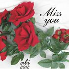 miss you by Bobby Dar