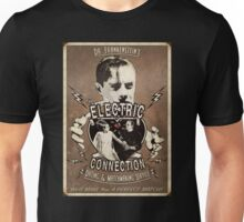 The Electric Connection (Old Postcard ) Unisex T-Shirt
