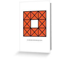 Design 57 Greeting Card