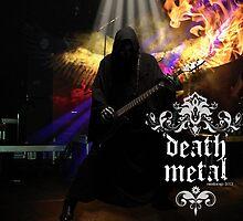 Death Metal by Ross Baraga