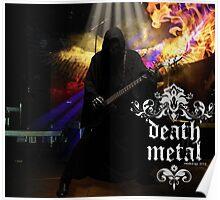 Death Metal Poster