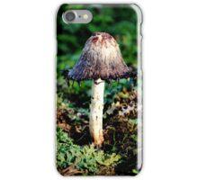 Ink Cap Wild Mushroom iPhone Case/Skin