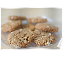 Anzac Biscuits Poster