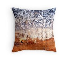 Desert Dawn Throw Pillow