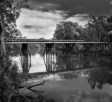 Goulburn River  by Christine  Wilson Photography