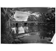 Goulburn River  Poster