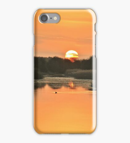 Dipping Sunset iPhone Case/Skin
