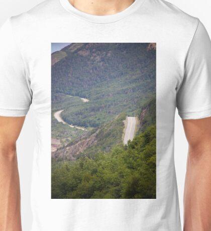 Cabot Trail Unisex T-Shirt