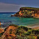 Childers Cove, Great Ocean Road Victoria by Andrew  MCKENZIE