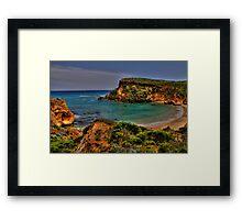 Childers Cove, Great Ocean Road Victoria Framed Print
