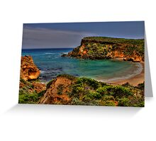Childers Cove, Great Ocean Road Victoria Greeting Card