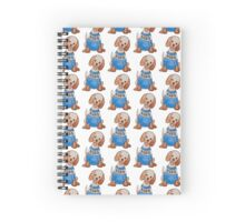 Nard Dog Spiral Notebook